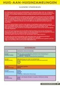 Afvalkalender 2013 - Stad Oudenaarde - Page 7