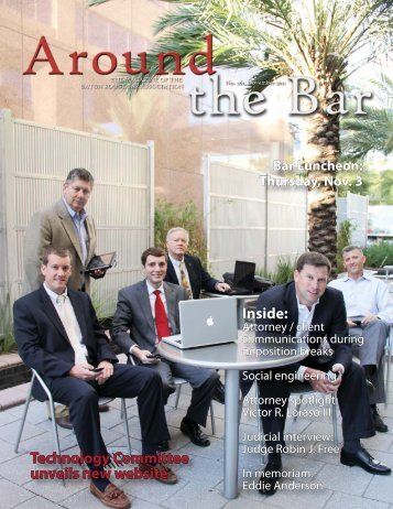 Inside: Technology Committee unveils new website - Baton Rouge ...