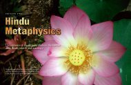 The esoterics of the satguru, chakras, the human aura, death, rebirth ...