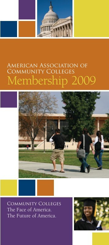 Membership 2009 - American Association of Community Colleges