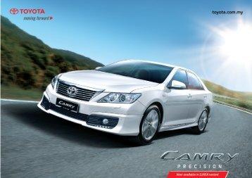 detail - Toyota Malaysia