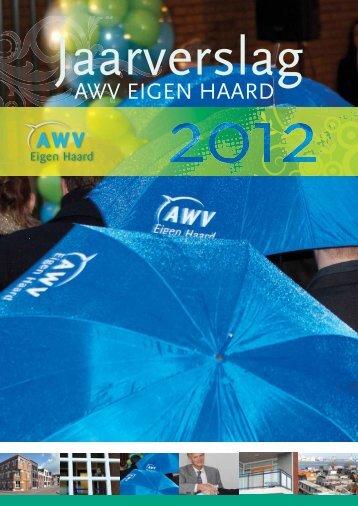 AWV EIGEN HAARD - Jaarverslag