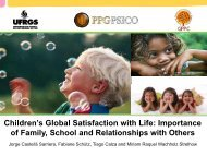P3_Sarriera_et_al - International Society for Child Indicators