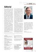 In dieser Ausgabe - Betreuungsvereine - Seite 3
