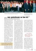 In dieser Ausgabe - Betreuungsvereine - Seite 5