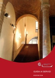 Testo della guida ai servizi - Camera di Commercio di Forlì-Cesena