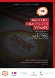 Think-project-report-web