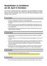 Busleitfaden 19-04-2012 - Ausgestrahlt