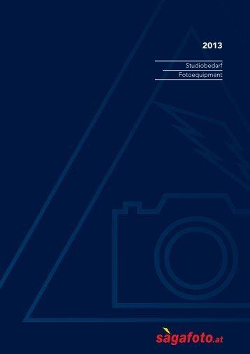PDF Katalog öffnen - Sagafoto