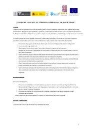 Información e Inscripción - asociación de empresarios del poligono ...