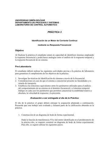 práctica 3 - Página Web del Laboratorio C - Universidad Simón Bolívar