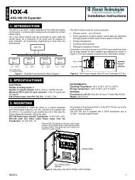 Install Guide - Visonic Technologies