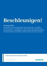 Beschleunigen! - ComIntegration AG