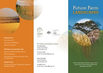 Future Farm - Eyre Peninsula Natural Resources Management ...
