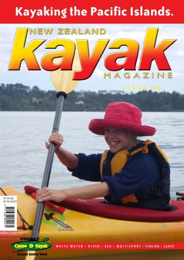 kayaking the pacific islands. - Canoe & Kayak