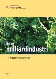 - en hvidbog om plantemedicin - Hyben Vital ApS