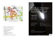 Programm - Zentrum Jüdische Studien Berlin-Brandenburg