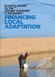 FINANCING LOCAL ADAPTATION - ActionAid International