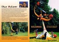 SOLARIKA - Claire Ochsner