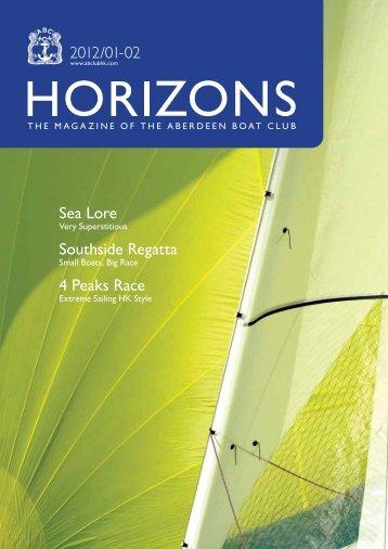 Jan-Feb 2012 Issue - the Aberdeen Boat Club