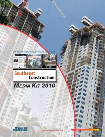 Download the Entire Media Kit - Southeast Construction - McGraw ...
