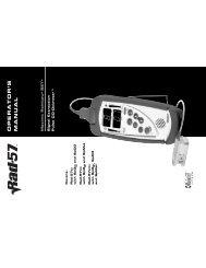 Rad-57 Operators Manual