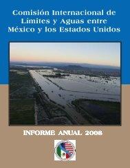 Comisión Internacional de Límites y Aguas entre México y los ...
