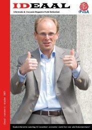 ideaal 2007 6 oktober.pdf - PvdA Rotterdam