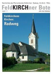 Pfarrblatt Juni 2005 - Pfarre Feldkirchen