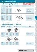 CENÍK zákrytových prvků - KB - BLOK systém, sro - Page 7
