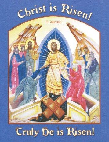March 31 - St. Thomas the Apostle Parish