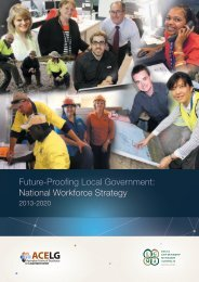 National Workforce Strategy - Australian Centre of Excellence for ...