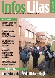 MEP N°29 in design - Les Lilas
