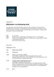 Biblioteket i en föränderlig värld - Svensk Biblioteksförening