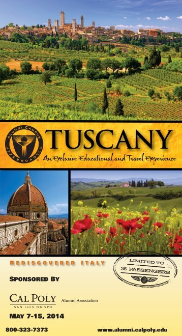 TUSCANY - AHI International
