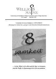 Schulzeitung September_2012 - Bischöfliches Willigis Mainz