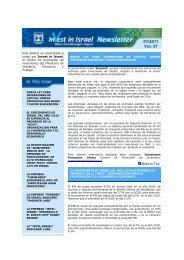 Boletín informativo Enero/Febrero 2011 - Hacer negocios España ...