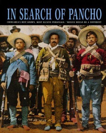 In Search of Pancho Villa - El Palacio Magazine