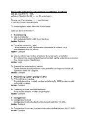 Protokoll fra ordinær generalforsamling i Vestlitoppen ... - Herborvi.no