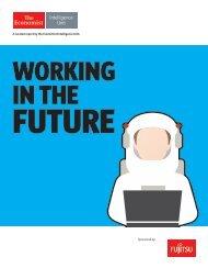EIU-Fujitsu Working in the Future