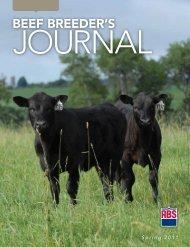 BEEF BREEDERS JOURNAL - ABS Global, Inc.
