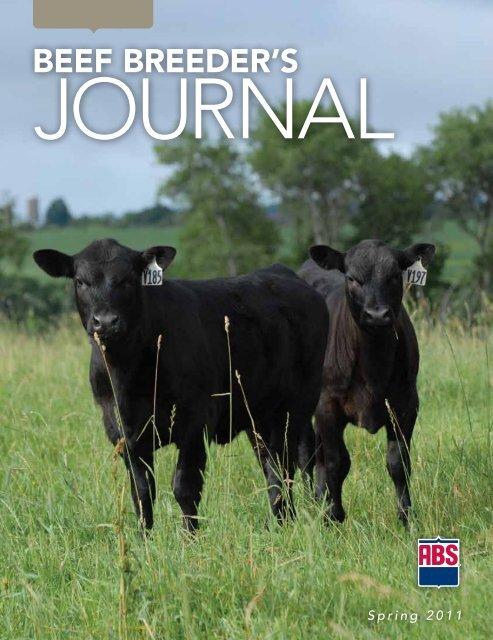 BEEF BREEDERS JOURNAL - ABS Global, Inc