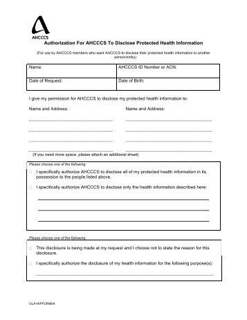 Hipaa Compliant Medical Release Form   Tips To Avoid Failure In