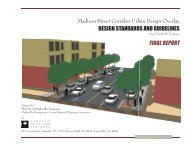 DESIGN STANDARDS AND GUIDELINES Madison Street Corridor ...