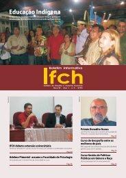 IFCH - Informativo - Universidade Federal do Pará