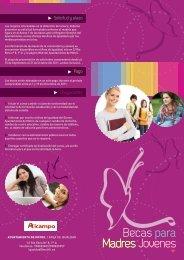 Programa de Becas para Madres Jovenes Estudiantes 2011