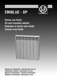 Manual EMIBLUE - DP - Soler & Palau