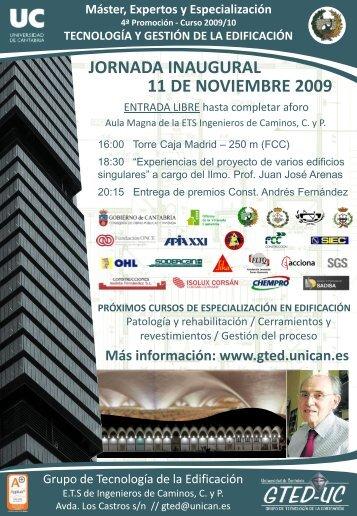 + Información - Universidad de Cantabria