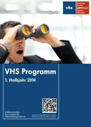 Programm zum Downloaden - Lippstadt