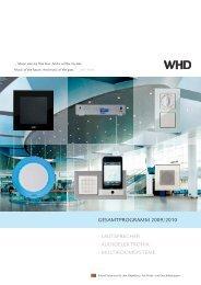 WHD - Smarthouse.lu
